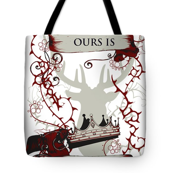 Ours Is The Fury Tote Bag