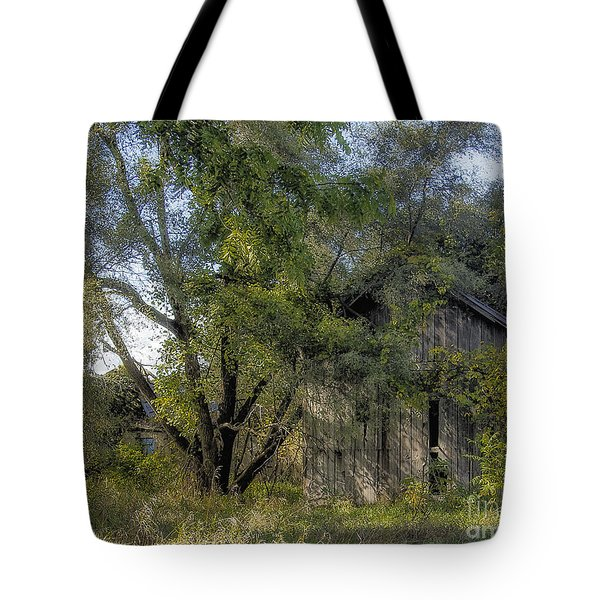 Tote Bag featuring the photograph Out In The Back 40 by JRP Photography