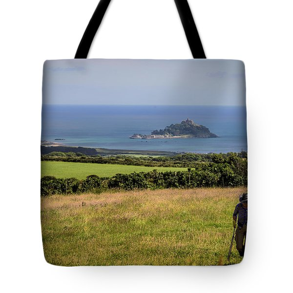 Out In The Fields Tote Bag