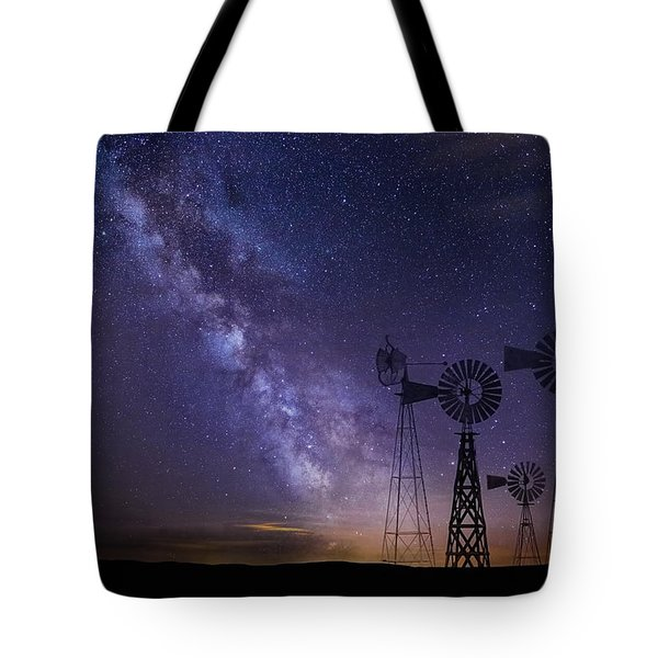 Our Milky Way  Tote Bag