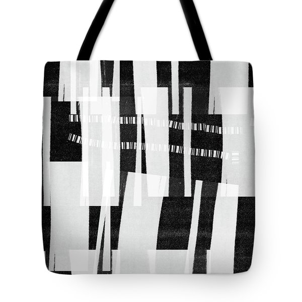 Out Of Bounds- Art By Linda Woods Tote Bag
