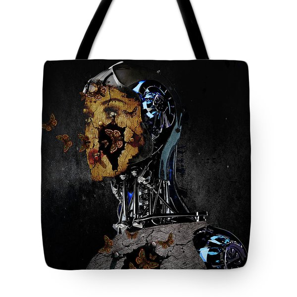 Out Of Captivity Tote Bag