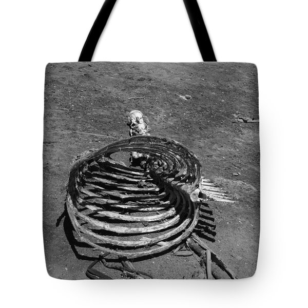 Tote Bag featuring the photograph Out Of Control by Marie Neder