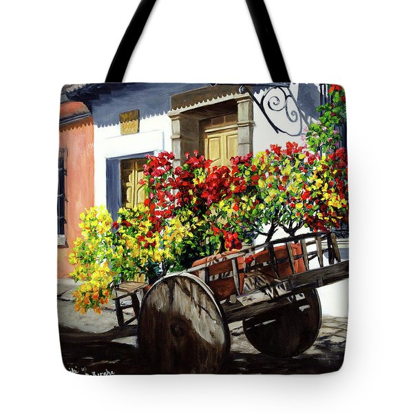 Out Of Darkness, Light Tote Bag