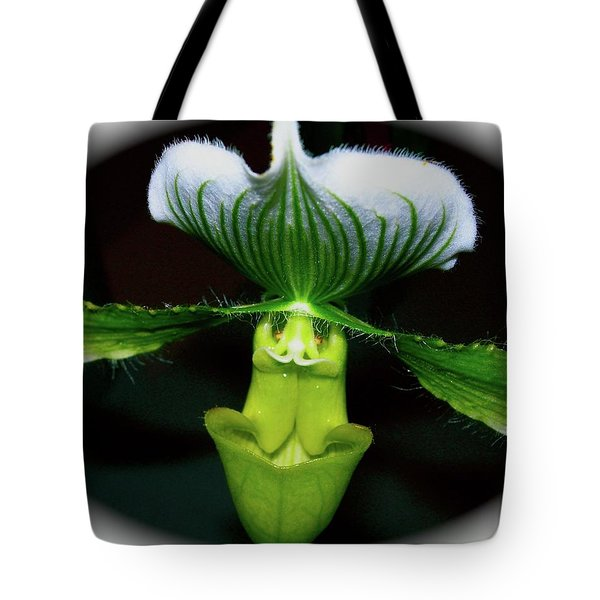 Out Of Darkness Tote Bag by Randy Rosenberger