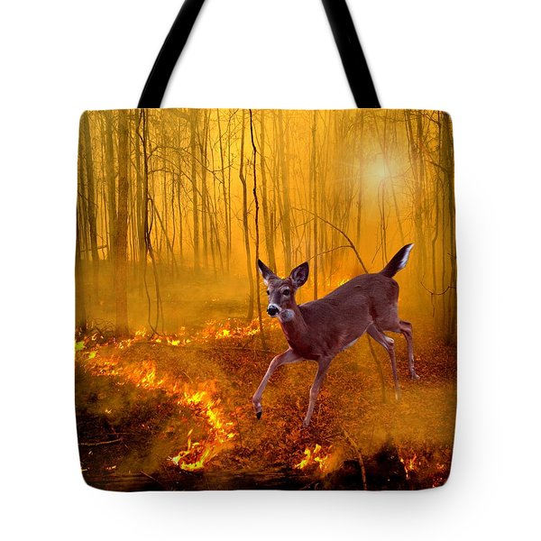 Out Of Egypt Tote Bag by Bill Stephens