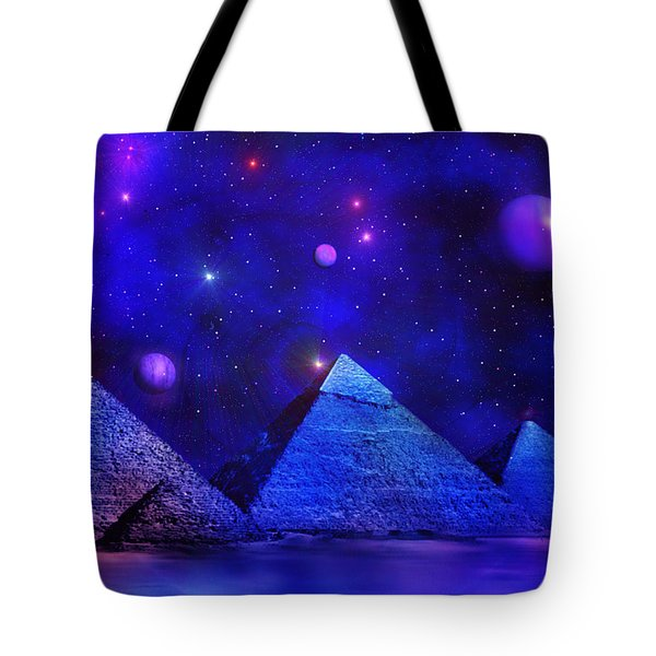 Out Of Eternity Tote Bag