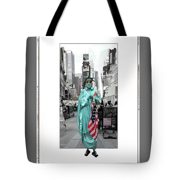 Tote Bag featuring the photograph Out Of Frame by Jackson Pearson