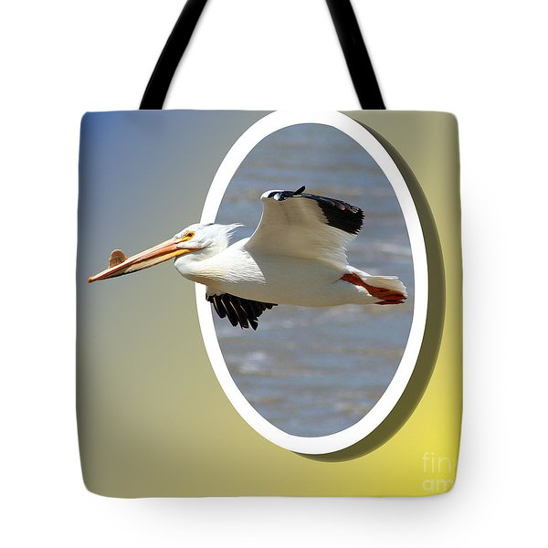 Out Of Frame Tote Bag