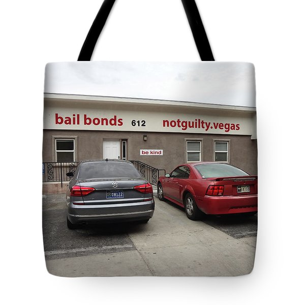 Out Of Pocket Expenses Tote Bag by Bruce Iorio