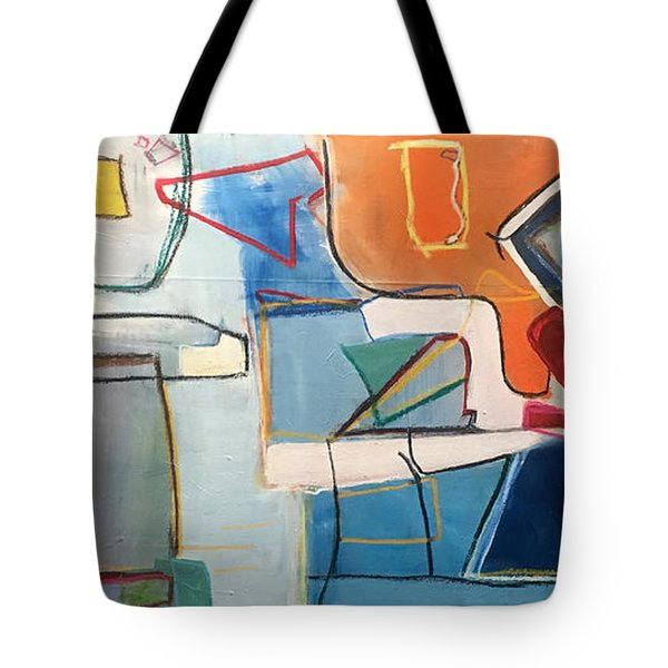 Out Of Sorts Tote Bag