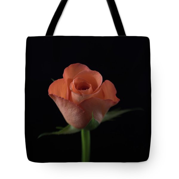 Out Of The Black Tote Bag