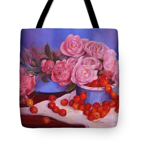 Out Of The Box Tote Bag by Beatrice Cloake