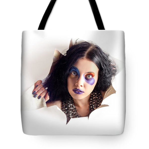 Out Of The Box Performance Tote Bag