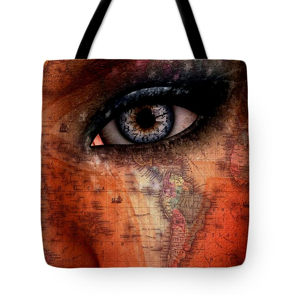 Out Of The Country Tote Bag