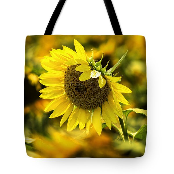 Out Of The Crowd Tote Bag