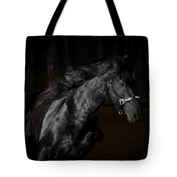 Out Of The Darkness Tote Bag by Wes and Dotty Weber