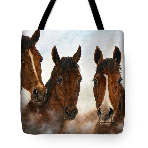 Out Of The Fog  Sold Tote Bag