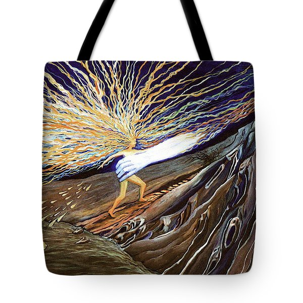 Out Of The Miry Clay 2 Tote Bag
