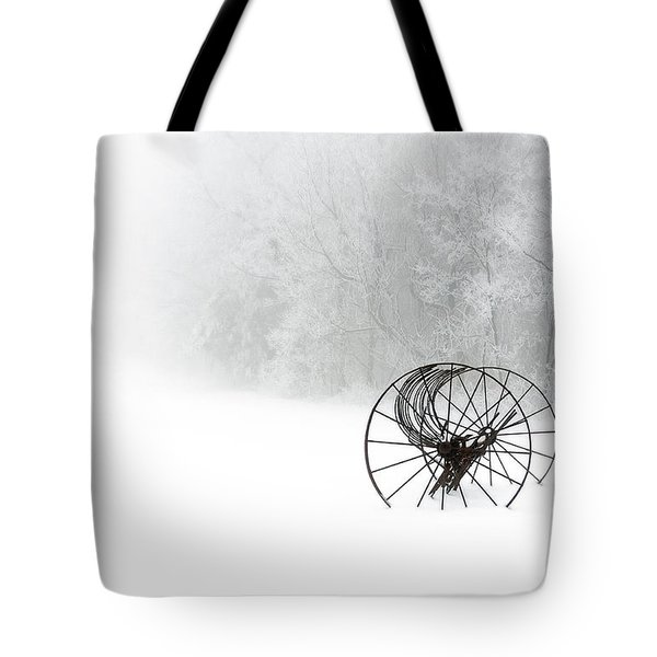 Out Of The Mist A Forgotten Era 2014 Tote Bag