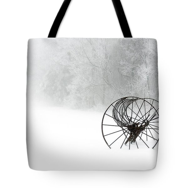 Out Of The Mist A Forgotten Era 2014 II Tote Bag