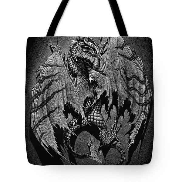 Tote Bag featuring the digital art Out Of The Shadows by Stanley Morrison