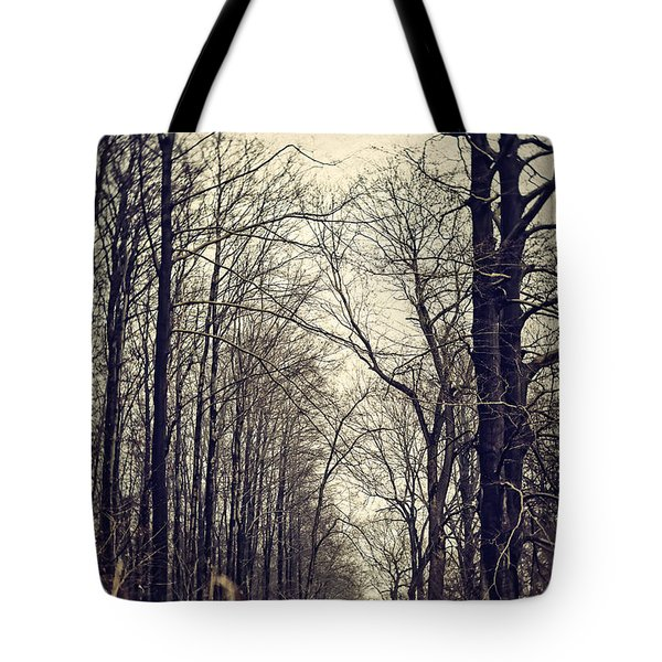 Out Of The Soil - Into The Forest Tote Bag