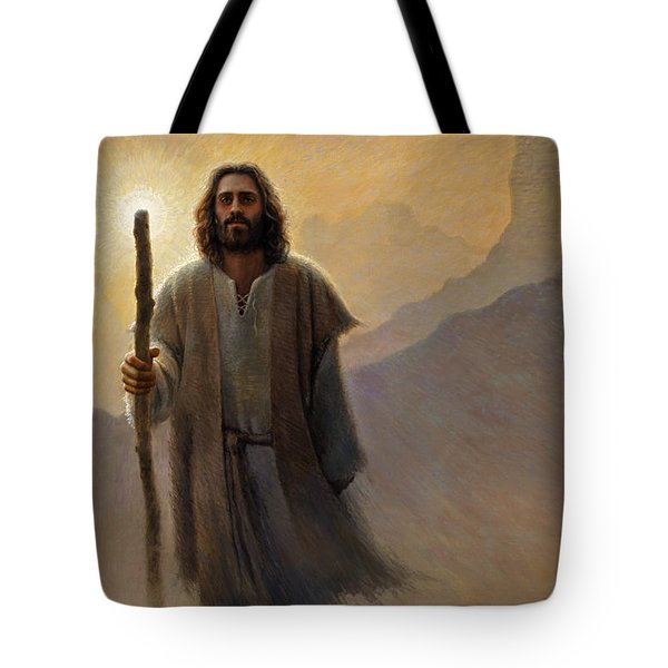 Out Of The Wilderness Tote Bag
