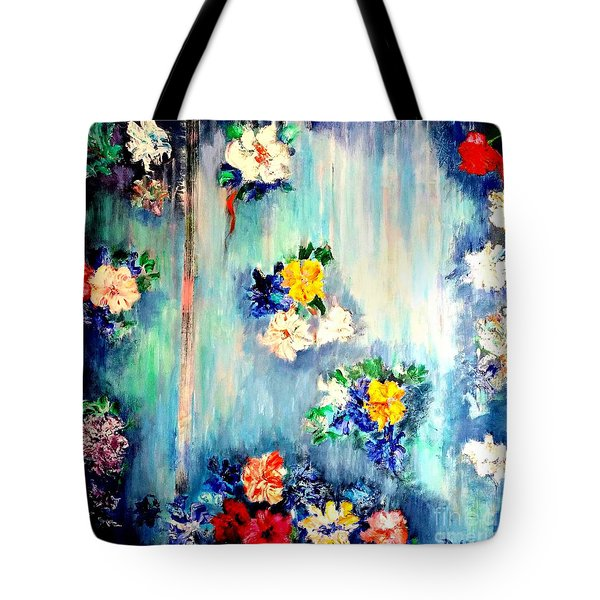 Out Of Time II Tote Bag