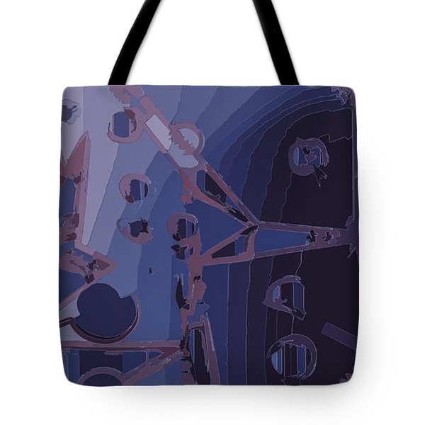 Touch Away Tote Bag