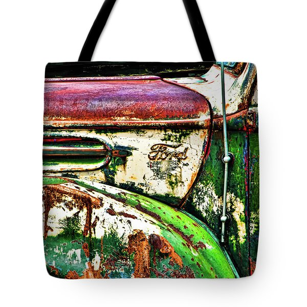 Out Of Warrantee Tote Bag