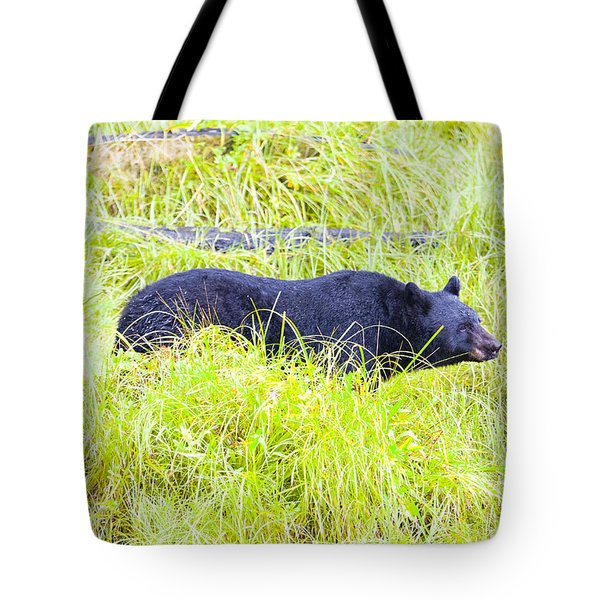 Out Standing In His Field Tote Bag by Harold Piskiel