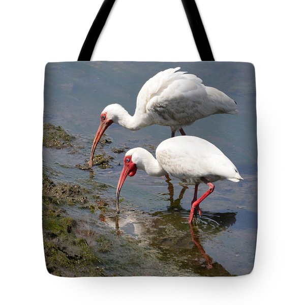Out To Lunch Tote Bag