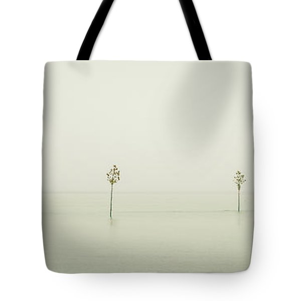 Out To Sea Tote Bag