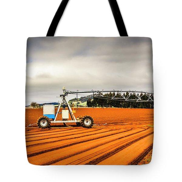 Outback Australia Agriculture Tote Bag
