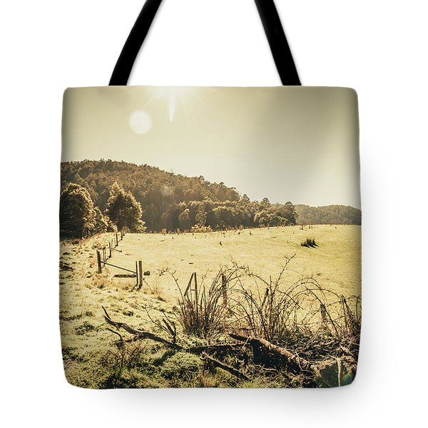 Outback Bound Tote Bag