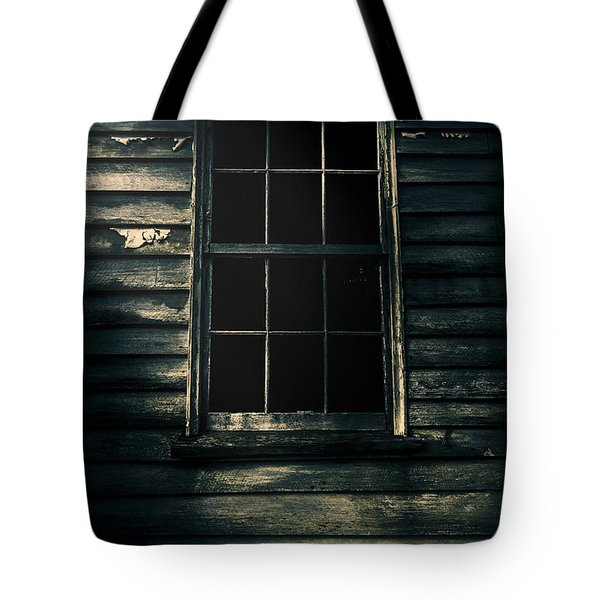 Tote Bag featuring the photograph Outback House Of Horrors by Jorgo Photography - Wall Art Gallery