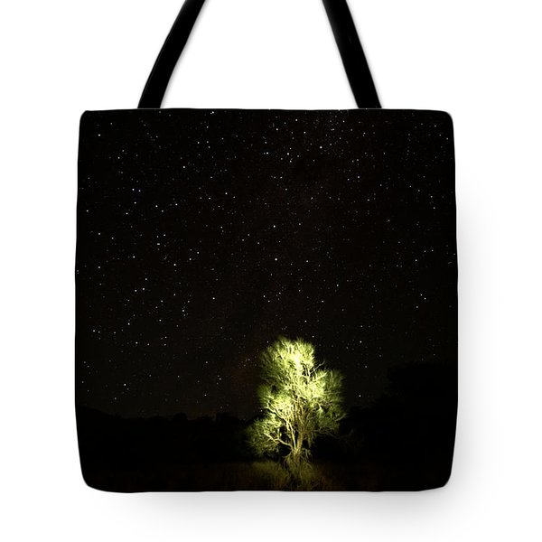 Outback Light Tote Bag