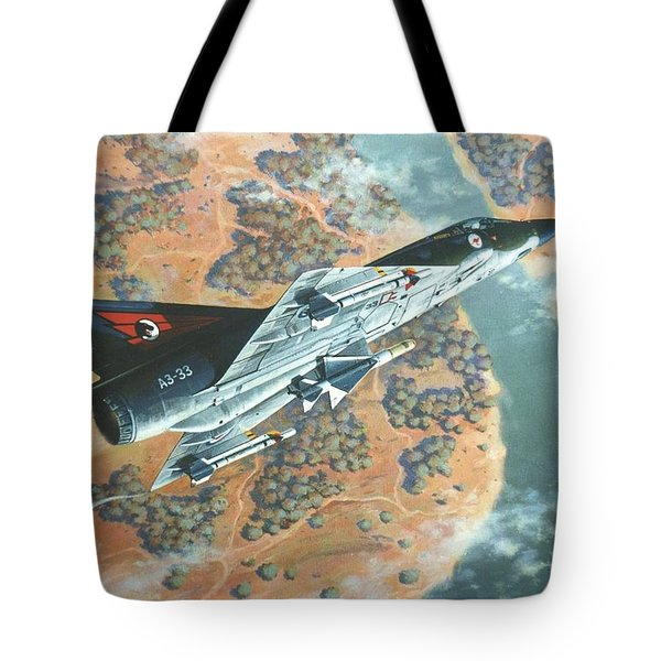 Outback Mirage Tote Bag