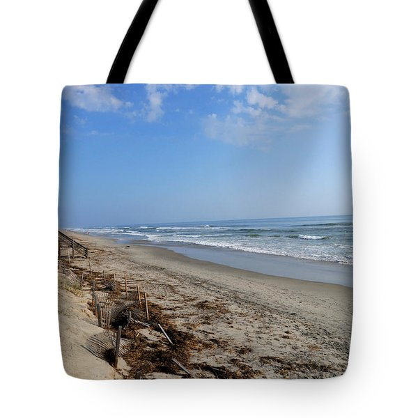 Outer Banks Morning Tote Bag