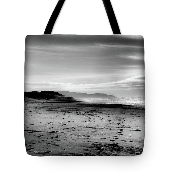 Outer Sunset Ocean Beach San Francisco Tote Bag