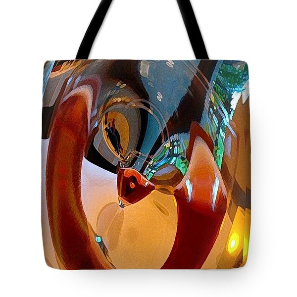 Outlandish Tote Bag