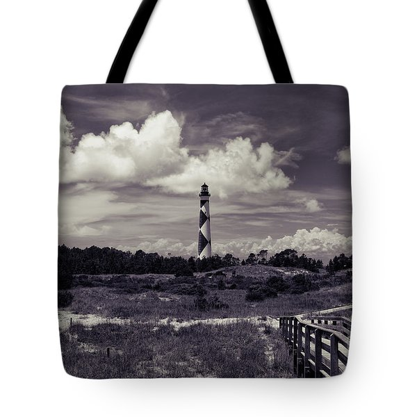Outlook Tote Bag by Tony Cooper