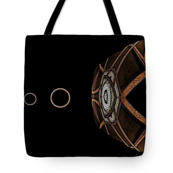 Outreach Tote Bag by Wendy J St Christopher