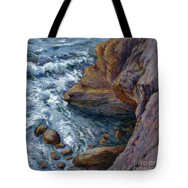 Outrush Tote Bag