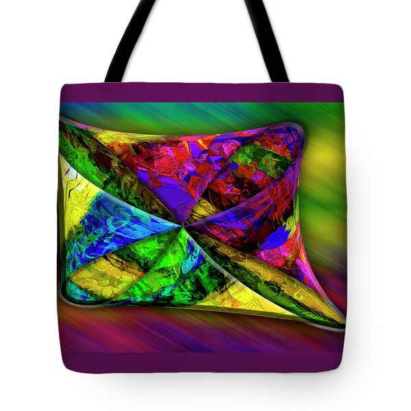 Tote Bag featuring the photograph Outside In by Paul Wear