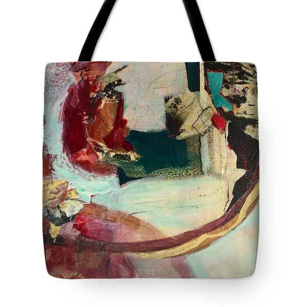 Outside The Realm Tote Bag