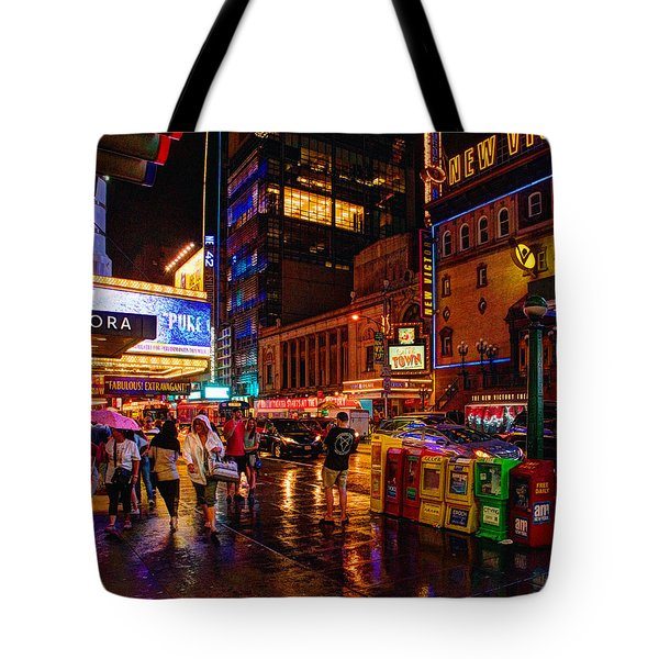 Outside The Square 023 Tote Bag