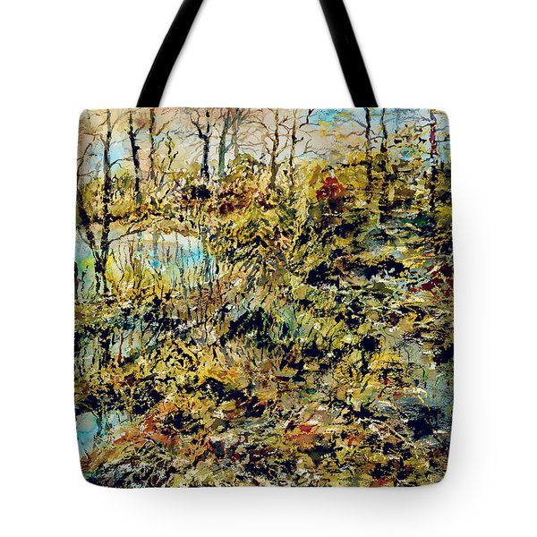 Outside Trodden Paths Tote Bag