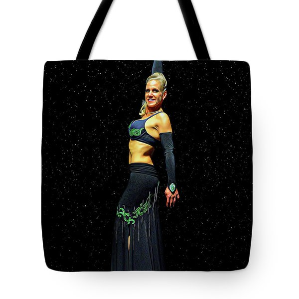 Outstanding Performance Tote Bag